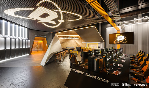 Fusion Arena - Training Center
