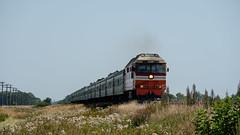 ТЭП70-0331 (Pavel888) Tags: тепловоз локомотив пассажирский 582км россия ржд деревня russia rzd fujifilm fujinon xc50230mm xt2 tep700331 331 тэп70 тэп700331 ювжд