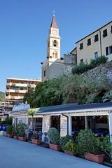 San Francisco Convent (Yuri Rapoport) Tags: church 2016 recco liguria italy