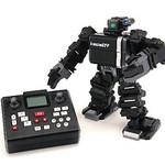 ヒューマノイド型ロボットの写真