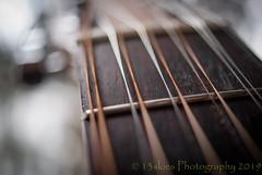 One Of My Babies (HMM) (13skies (Physio)) Tags: macromondayshobby guitar music sound play strum write playing singing 12stringguitar acoustic song sonyalpha100 macroscopic hmm macro closer light windowlight strings fret