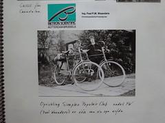 Simplex Populair club met Paul Waanders Borne (willemalink) Tags: simplex populair met paul waanders borne club