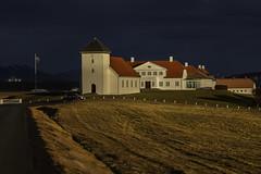 Bessastaðir (Anna.Andres) Tags: 2018 bessastaðir iceland ísland annaguðmundsdóttir oldhouse sunset 11nóv grótta tjörnin autumncolors autumn