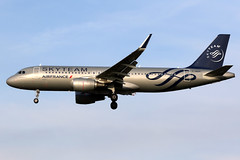 Air France | Airbus A320-200 | F-HEPI | Skyteam livery | London Heathrow (Dennis HKG) Tags: aircraft airplane airport plane planespotting skyteam canon 7d 70200 london heathrow egll lhr airfrance afr af france airbus a320 airbusa320 sharklets fhepi