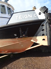 Teign C (MMSI: 235082804) (guyfogwill) Tags: guyfogwill guy fogwill unitedkingdom boats devon bateau riverteign teignmouth boat gbr england river docks winter teignc backbeach riverbeach bateaux teignestuary southwest uk mmsi235082804 mwbm9 tq14 teignbridge workboat teignmouthapproaches newquay thc teignmouthharbourcommission nautical sony dschx60 coastal marine