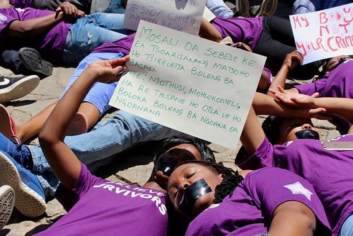 Lesotho: 16 Days of Activism