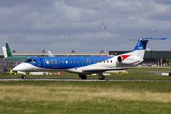 G-RJXC | bmi Regional | Embraer ERJ-145EP | CN 145153 | Built 1999 | DUB/EIDW 29/08/2018 (Mick Planespotter) Tags: aircraft airport 2018 dublinairport collinstown nik sharpenerpro3 erj145 grjxc bmi regional embraer erj145ep 145153 1999 dub eidw 29082018