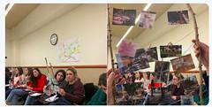 roquetes presentaciones (transductores) Tags: interficies universidad de barcelona taller