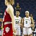 JD Scott Photography-mgoblog-IG-Michigan Women's Basketball-University of Indiana-Crisler Center-Ann Arbor-2019-49