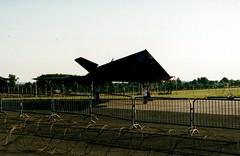 86-0839 (IndiaEcho) Tags: 860839 lockheed f117a nighthawk us united states air force usaf raf fairford international tattoo riat aircraft aeroplane airport airfield