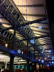 2018 YIP Day 345: Snowflakes (knoopie) Tags: 2018 december iphone picturemail snowflakes lights 2018yip project365 365project 2018365 yiipday345 day345