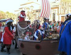 Carnaval  2019-Alameda (Málaga) (lameato feliz) Tags: carnaval alameda fiesta disfraz piratas