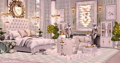 Majesty- Gallant Spring 2019 (Ebony (Owner Of Majesty)) Tags: gallantmagazine applefall haikei mudhoney homedecor homeandgarden homes homesweethome home homey interiordecor interiordecorating interiors interiordesign decor virtual virtualliving virtualservices virtualspaces videogames bedroom bedroomsuite secondlife sl ebonycyberstar
