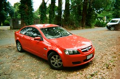 2010 Holden Commodore Omega (Matthew Paul Argall) Tags: kodakflashsingleusecamera fixedfocus 35mmfilm 800isofilm kodak800 disposablecamera singleusecamera car vehicle automobile transportation holden holdencommodore generalmotors familysedan sedan