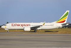 ET-AVM (QC PHOTOGRAPHY) Tags: dublin airport ireland july 1st 2018 ethiopian airlines b737max 8 etavm