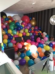 1000 ballonnen leuke verjaardag verrassing
