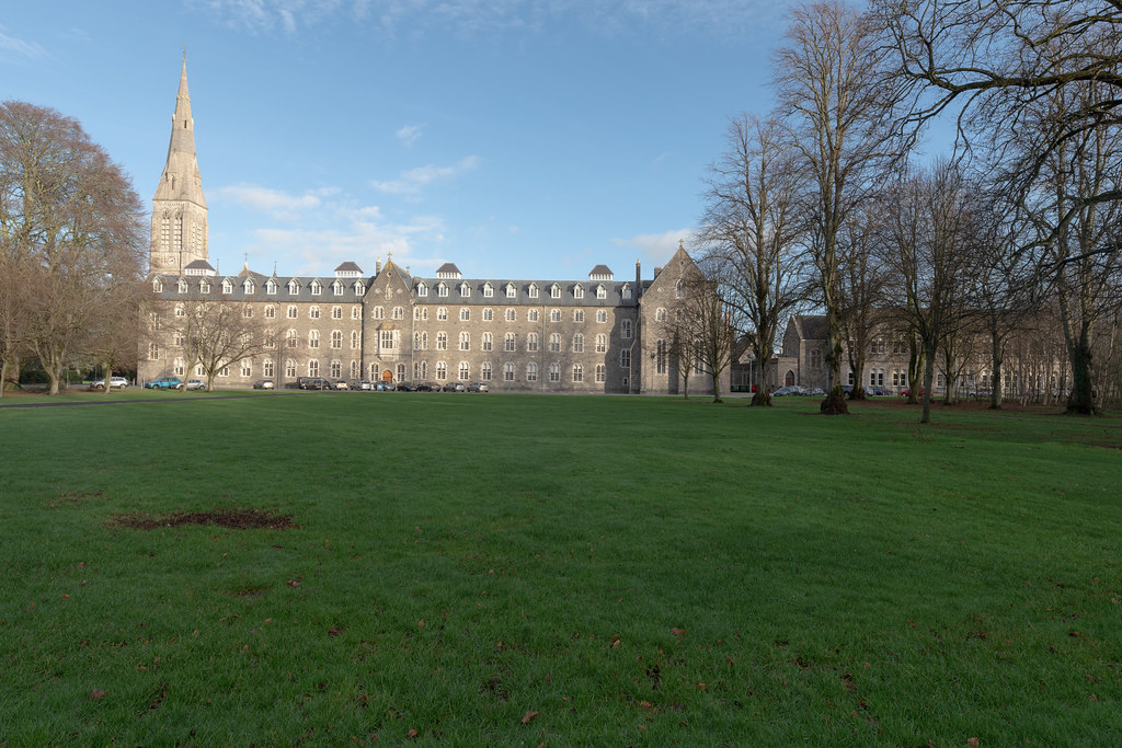 TODAY I VISITED ST. PATRICK'S COLLEGE IN MAYNOOTH [THE NATIONAL SEMINARY OF IRELAND]-147792