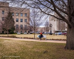 Having a Quiet time in the park (Kool Cats Photography over 11 Million Views) Tags: streetphotography trees park architecture artistic grass oklahoma oklahomacity outdoor bench solitude beyourself peaceful