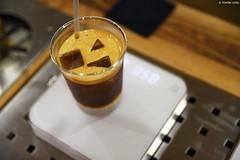 Espresso Tonic・LIGHT UP COFFEE KYOTO (Iyhon Chiu) Tags: 京都 日本 咖啡 カフェ コーヒー 珈琲 エスプレッソトニック espresso tonic kyoto japan japanese coffee coffeeshop store cafe lightup