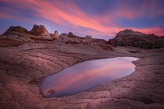 [ white pocket pool ] (Oliver Jerneizig) Tags: oliverjerneizigde wwwoliverjerneizigde oliverjerneizig usa us unitedstates america amerika nationalpark california newmexico washington oregon nevada arizona north wilderness sunset longexposure night citylights landscape landschaft canon 6d canon6d2 6dmark2 whitepocket pool pools grandstaircase