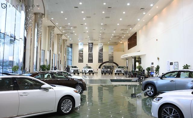 LexusShowroom