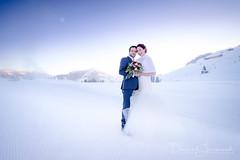 hochzeit kim & leon (djaneschphoto) Tags: schnee snow hochzeit wedding braut bride bräutigam braeutigam groom brautstrauss bridalbouquet brautkleid weddingdress winterwonderland sonnenuntergang sunset blauestunde bluehour glücklich gluecklich fortunate verliebt enamored