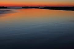 After sunset (tkr.8010) Tags: nature landscape sundown reflection seashore ocean sea beach sky sunset