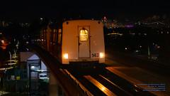 Mark I Skytrain Approaching in the Vancouver, BC Night (AvgeekJoe) Tags: 1835mmf18dchsm a britishcolumbia canada d5300 dslr icts importedkeywordtags innoviaart100 intermediatecapacitytransitsystem lightrail marki nikon nikond5300 sigma1835mmf18 sigma1835mmf18dchsmart sigma1835mmf18dchsmartfornikon sigmaartlens skytrain train translink urbantransportationdevelopmentcorporationictsmarki vancouver masstransit masstransportation night nightphoto nightphotograph nightphotography nightshot publictransit publictransportation rail transit urbanrail