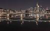 FrankfurtamMain (phizidesgn) Tags: earth main frankfurt city photooftheday photo pictureoftheday night bridge car