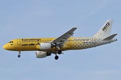 D-ABDU (LIAM J McMANUS - Manchester Airport Photostream) Tags: dabdu eurowings ew ewg hertz airbus wereheretogetyouthere a320 320 airbusa320 manchester man egcc