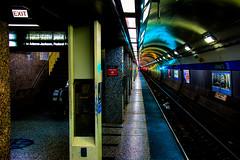 Subway Route #2 (BravoDelta1999) Tags: chicagotransitauthority cta railroad milwaukee dearborn subway budd company 2600series morrisonknudsen mk 3200series chicago illinois jackson street avenue station stop