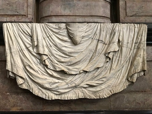 Stone fabric in Cologne Cathedral