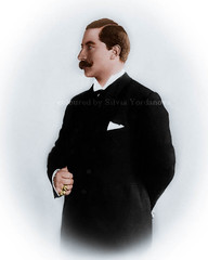 Kaiser Wilhelm II as a young man (Silvia Yordanova) Tags: wilhelmii prussia kaiser germany ww1 ww2 army kaiserwilhelmii history colourization