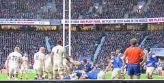 England v France 18 (oldfirehazard) Tags: england engvfra france rugby rugbyunion rufc 6nations sport twickenham london 2019 february international outdoor stadium winter