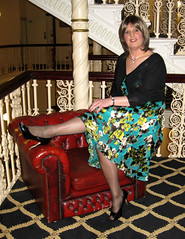 10 years ago February 2009. I still have the dress by the way xx (janegeetgirl2) Tags: transvestite crossdresser crossdressing tgirl tv ts trans jane gee manchester canal street 2009 monsoon dressheelsbrittanniahotel