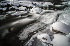 Boulder Creek - Colorado (Bernie Duhamel) Tags: bouldercounty bernie duhamel boulder bouldercreek winter snow snowy ice frontrange greatphotographers teamsony rockymountains sonya7riii sony2470mm longexposure shadows stream creek river rock rocks