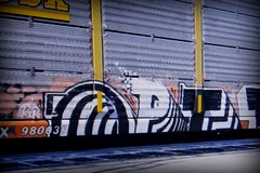 (timetomakethepasta) Tags: opt freight train graffiti art csx autorack mc railheads rail heads