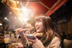 Young woman eating Japanese local food at Izakaya bar after work (Apricot Cafe) Tags: imgr10931 asia asianandindianethnicities izakaya japan japaneseethnicity japaneseculture millennialgeneration shinbashitokyo sigma24mmf14dghsmart015 tokyojapan afterwork alcohol barcounter beef beerglass bright brilliant businesswoman capitalcities carefree casualclothing chopsticks citylife coatgarment colorimage dinner drinking eating enjoyment foodanddrink glitter gourmet happiness illuminated japanesefood leisureactivity lensflare lifestyles meat night nightlife oneperson oneyoungwomanonly onlywomen outdoors people photography realpeople relaxation restaurant satisfaction scarf sidevide success toothysmile tourist tradition travel traveldestinations waistup winter youngadult