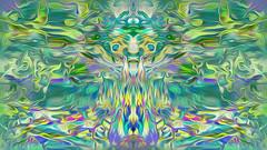 (K)AnalArt_49 Eruption (wos---art) Tags: bildschichten kanal art three communication kommunikation flowers blumen tulpen rosen farbkomposition sakrale räume
