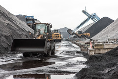 de Hemwegcentrale Amsterdam (JaapWoets) Tags: amsterdam hemwegcentrale kolen kolencentrale nuon obo shovel stelt terminal obabulk noordholland milieu co2 sluiting elektriciteitscentrale
