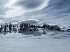 Alpe Sangiatto (anna barbi) Tags: devero sangiatto neve scialpinismo nuvole