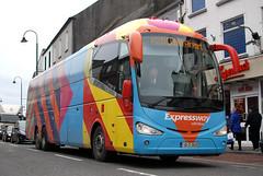 Bus Eireann 'SE33' (Longreach - Jonathan McDonnell) Tags: buseireann galway scania se scaniairizar irizar irizari6 expressway dsc0527 id2016 irishdesign2016 se33 x20 masser 151d2637 loughrea