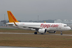 TC-NBO Airbus A320-251N Pegasus Airlines Stansted 02nd March 2019 (michael_hibbins) Tags: tcnbo airbus a320251n pegasus airlines stansted 02nd march 2019 aeroplane aerospace aircraft aviation airplane air aero airfields airport airports civil commercial passanger passenger jet jets tc turkey turkish