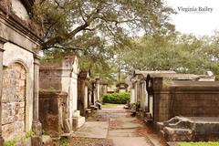 Lafayette Cemetery (Virginia Bailey Photography) Tags: nola neworleans cemetery tomb louisiana lafayette travel winter