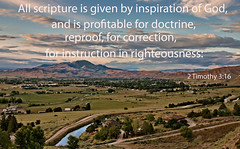 Second Timothy 3 (http://fineartamerica.com/profiles/robert-bales.ht) Tags: facebook gemcounty haybales idaho landscape people photo photouploads places projects scenic states emmett scripturephotos timothy biblephotographs spiritualphotographs versephotographs textphotographs heavenphotographs religionphotographs greetingcards religiouscards sunrise sunset redsky sunrays twilight yellow clouds panoramic southwestphotography beautiful sensational spectacular sceniclandscapephotography valley peaceful surreal magical spiritual inspiring inspirational robertbales bibleverse mountain squawbutte