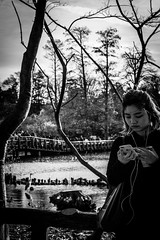 P2JG6494 (jojotaikoyaro) Tags: kichiojoji musashino tokyo japan fujifilm street streetphography snapshot candid monochrome xpro2 voigtlander nokton noktonclassics 35mmf14