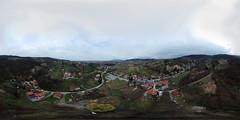 Mala i Velika Rakovica (mdunisk) Tags: equirectangular panorama360 360º malarakovica velikarakovica kladje trodimenzija