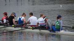 IMG_0883 (NUBCBlueStar) Tags: rowing remo rudern river aviron february march star university sunrise boat blue nubc sculling newcastle london canottaggio tyne hudson thames sweep eight pair