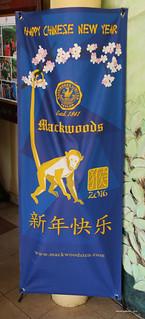 Happy Chinese New Year banner - Mackwoods Tea Estate Sri Lanka