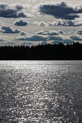 IMG_2849-1 (Andre56154) Tags: schweden sweden sverige wasser water see lake wolke cloud himmel sky sonne sun ufer landschaft landscape